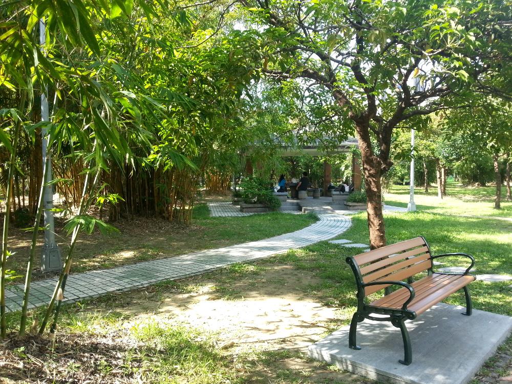 Da'an-parken 3